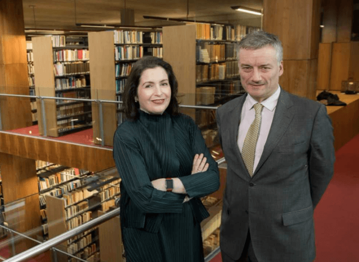 Bank of Ireland and Trinity College Dublin reveal new entrepreneurship hub