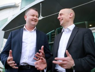Auxilion signs €1m strategic IT partnership deal with Actavo