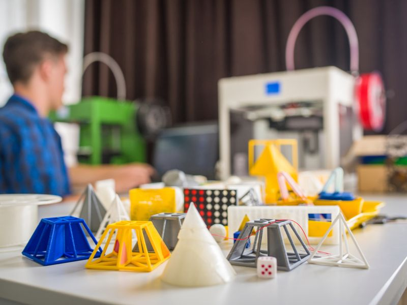 Maths breakthrough opens door to revolutionary '4D printing'