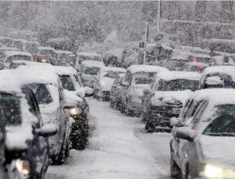 'Missing' Arctic cold weather magnifies European snow blizzards