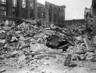 Centuries of Irish history lost in 1922 Four Courts fire to be recreated digitally