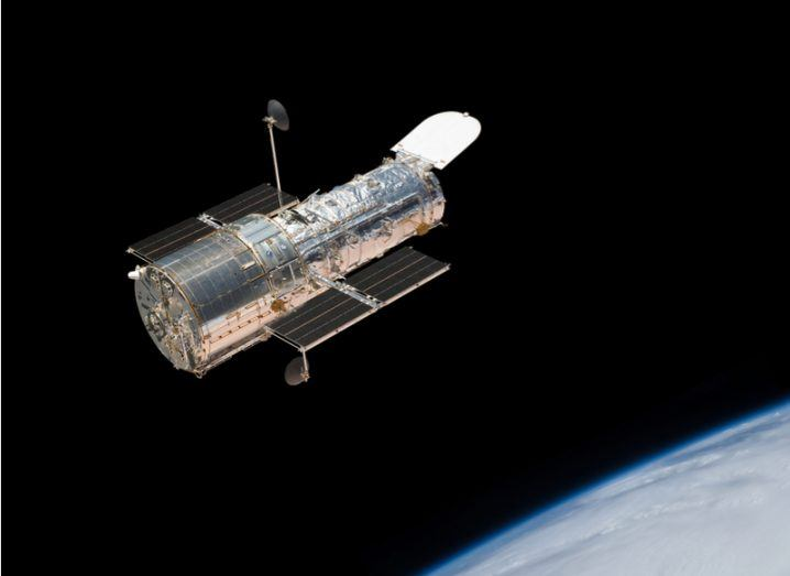 Hubble among 16 space telescopes found to have major bug