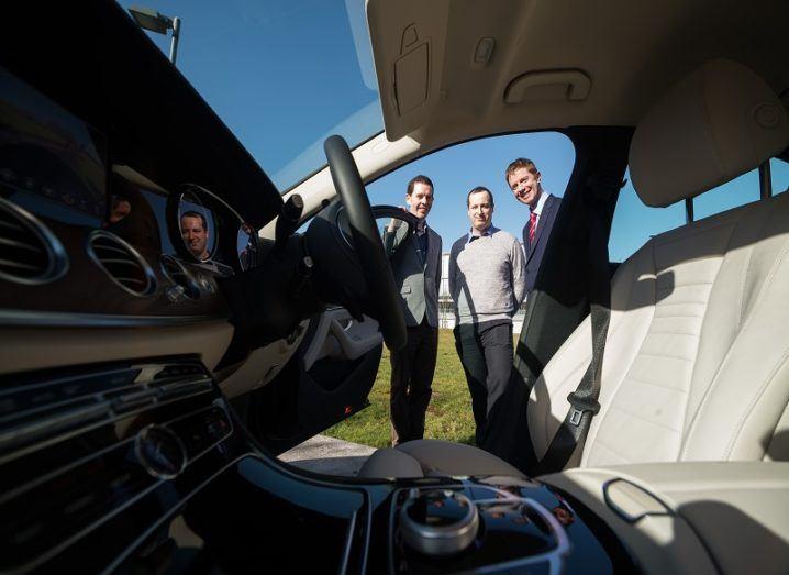 Lero signs autonomous car partnership with major French autotech firm