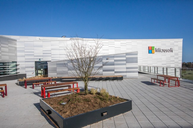 Microsoft opens its new €134m campus in Dublin