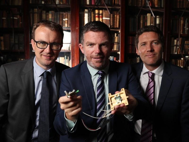 DCU spin-out Pilot Photonics raises close to €1m