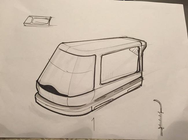 Pod sketch