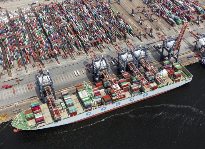 Rotterdam aims to be the most IoT connected ports on the planet