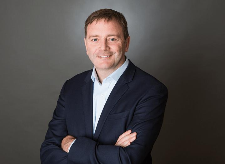 Siren CEO, John Randles.
