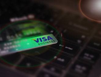 Visa's Paul Walsh: 'We are processing north of 65,000 transactions a second'