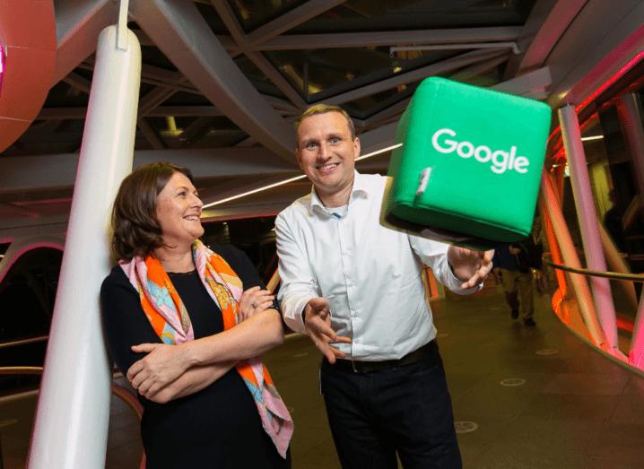 Google Adopt a start-up