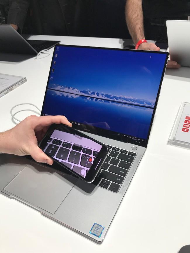 Huawei takes on Apple's MacBook Pro with sleek new MateBook X Pro