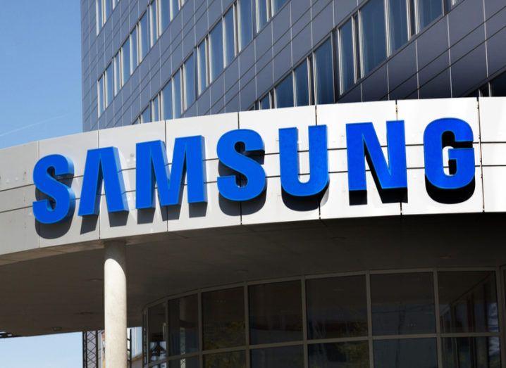 Samsung building. Image: JPStock/Shutterstock