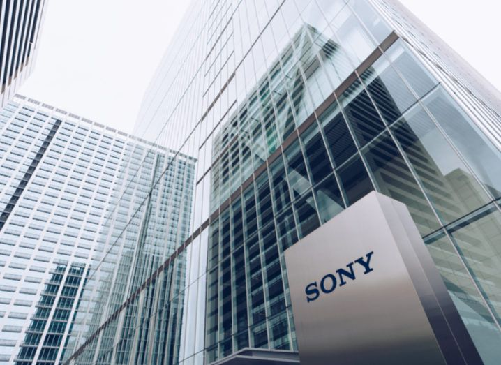 Sony offices