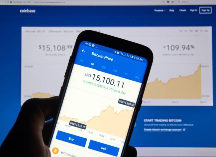 Cryptocurrency Exchange Coinbase Glitch Overcharges Users, Investigation Ongoing