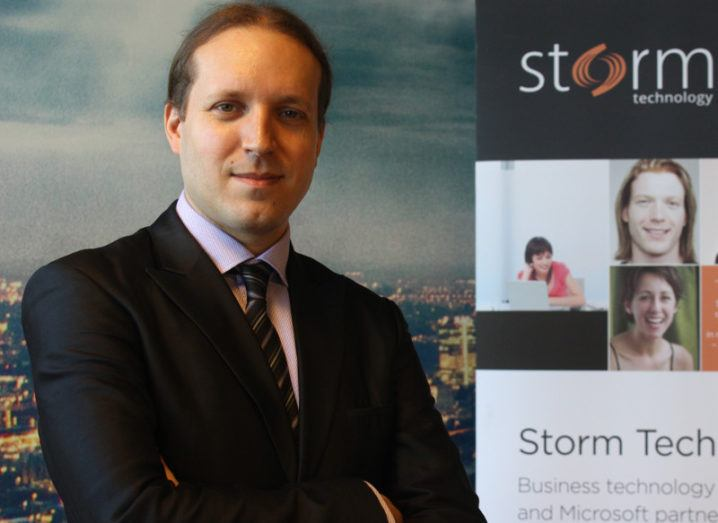 Storm's Alex Ferreira: 'Focused workers are key to digital transformation'