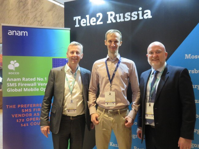 Irish tech to defend 40m Russian mobile subscribers against SMS fraud