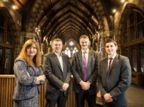 Queen's University Belfast spin-out Causeway Sensors raises £1.2m