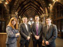 Queen's University Belfast spin-out Causeway Sensors raises £1.2m
