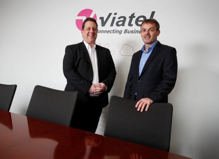 Former Microsoft Europe boss Paul Rellis take the helm of Digiweb and Viatel
