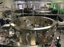 Tabletop laser and 'invisible' wires achieve record efficiency in nuclear fusion reactor