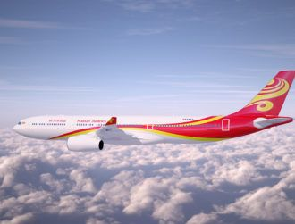Hainan Airlines announces new direct Dublin-Beijing route