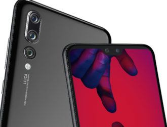 Huawei P20 signals all-out attack on Apple and Samsung in smartphone wars