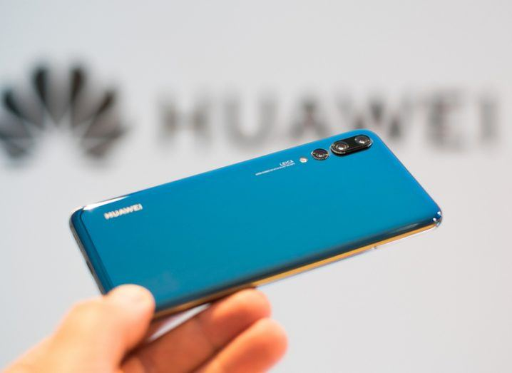 Sales of 153m smartphones hurtle Huawei back into the black