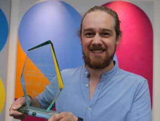 Lightly Technologies founder Matt Hanbury wins Lead Entrepreneur Award