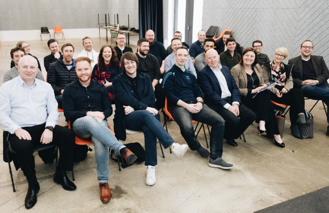 10 tech start-ups join Belfast's first Ignite NI accelerator
