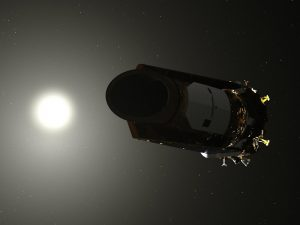 One of NASA's most powerful space telescopes in running out of fuel