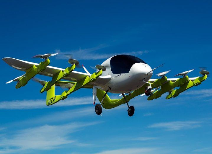 Google guru tests flying taxis in New Zealand