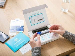 Dublin's LetsGetChecked raises $12m in a Series A round