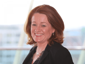 IBM's Mary O'Brien: 'AI will impact the war on cybercrime'