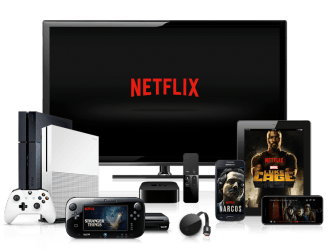 70pc of Netflix subscribers view content on their TV