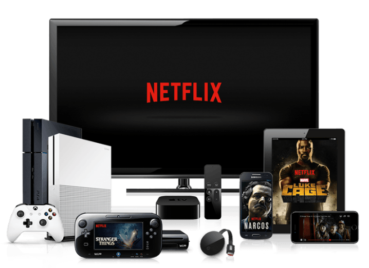 Chilling truth about Netflix: 70pc of subscribers view content on their TV