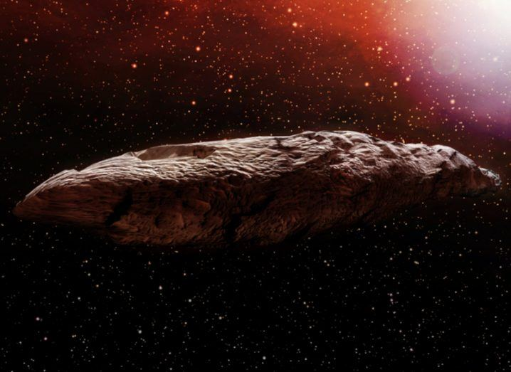 Possible origin found for mysterious visitor from deep space