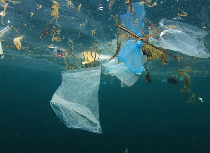 Ocean plastic's hidden secret could aid our ability to track it from space