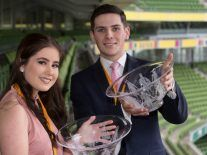 Who are Ireland's best young volunteers?