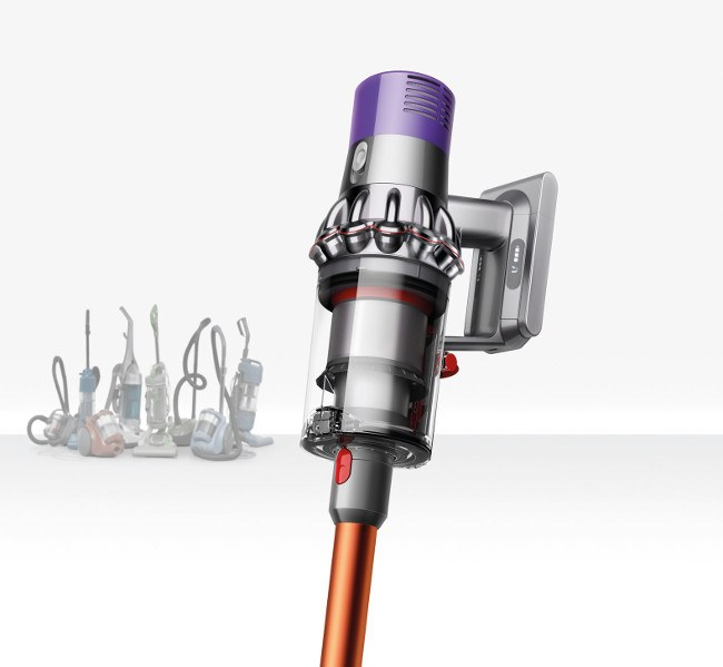 Dyson cuts the cord on wired vacuum cleaners