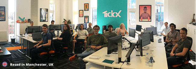 TickX gets a £3m ticket to ride into Europe