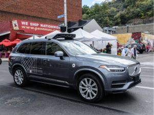 Following death, Uber halts autonomous car testing until further notice
