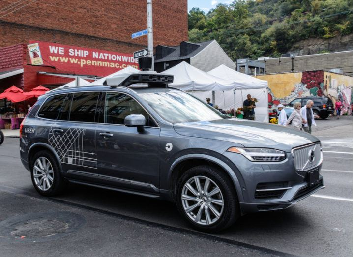Following death, Uber halts autonomous car testing until further notice