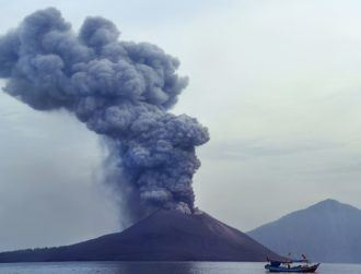 Scientists capture first audio of volcanic thunder