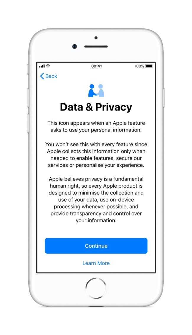 Apple reveals new privacy features in global update ahead of GDPR