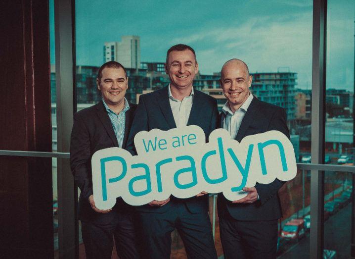 Three Irish tech companies merge to become Paradyn