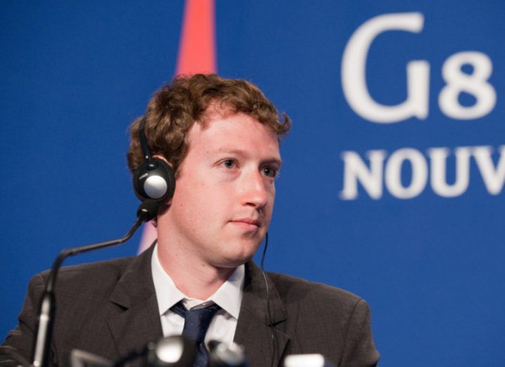 Zuckerberg will testify before Congress, but won't go to UK Parliament