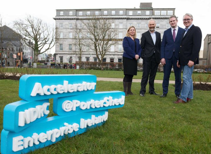Galway calling: NDRC at PorterShed accelerator to back 10 start-ups
