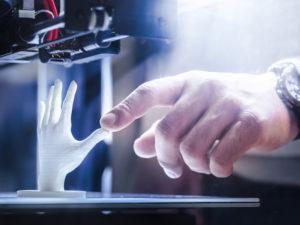 Just by tweaking a 3D printer, researchers find way to make 'electronic skin'