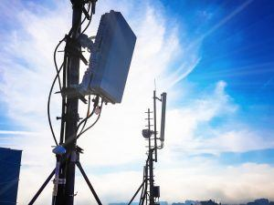 Which continent is lagging behind the most in 5G adoption?
