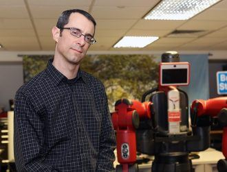 Meet the researcher building robots to help disabled people travel safer